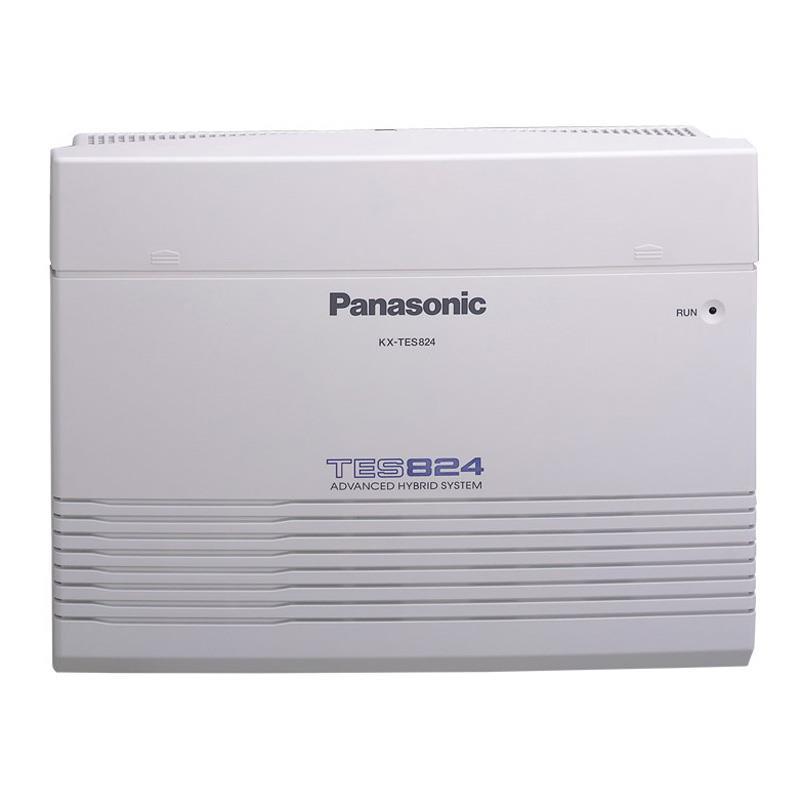 تصویر دستگاه سانترال پاناسونیک KX-TES824 Panasonic KX-TES824 Telephone System