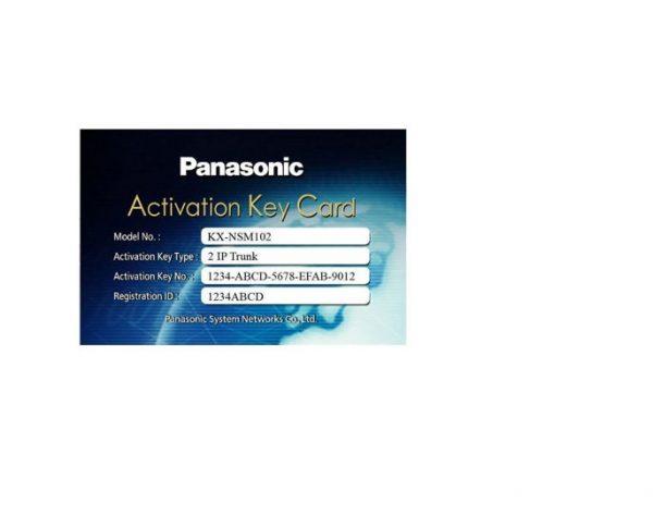 kx-nsm102 پاناسونیک لایسنس